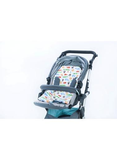 Çocuk Sandalyesi Minderi Jungle-Moms Cotton